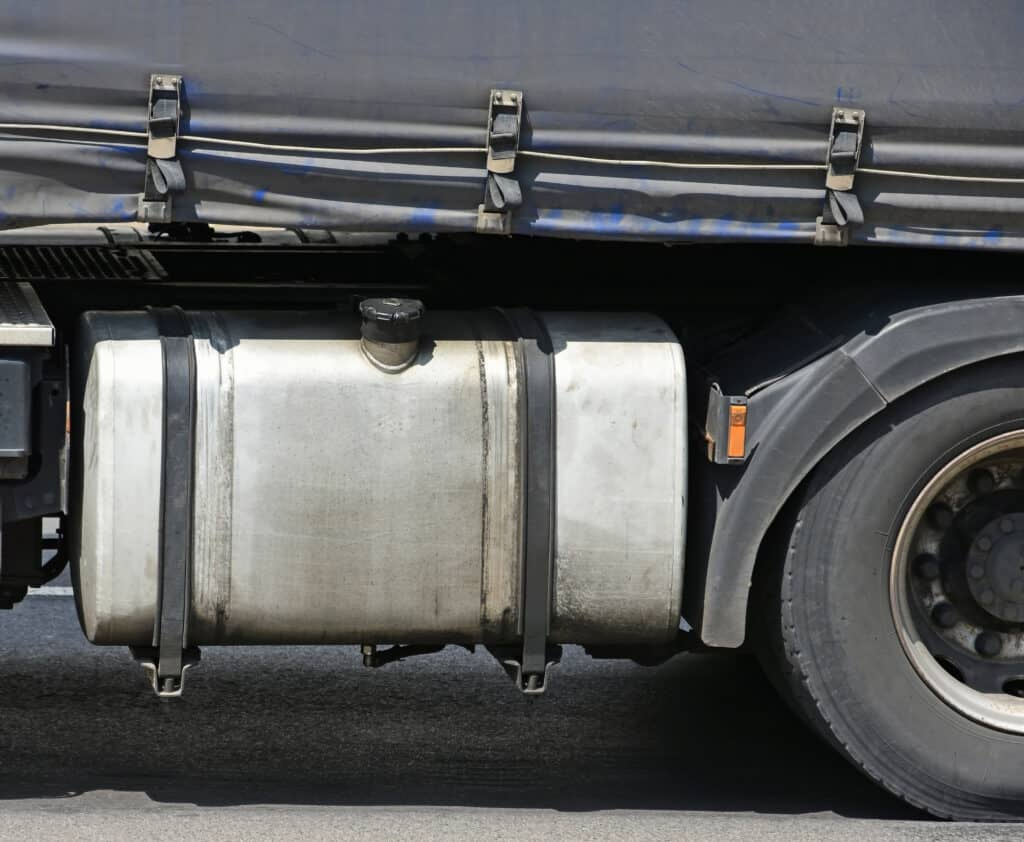 Preventing algae growth in diesel fuel can be accomplished by minimizing water in the fuel tank and by applying an appropriate fuel additive.